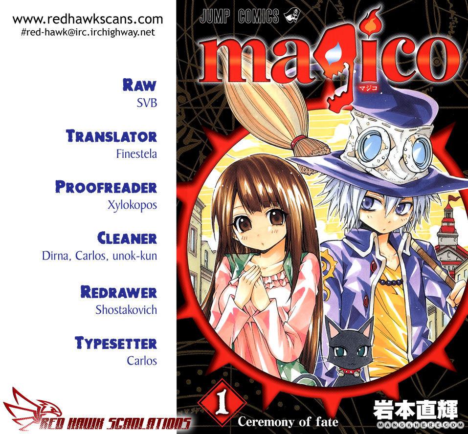 Magico (IWAMOTO Naoki) 40 Page 1