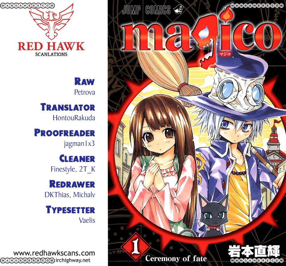 Magico (IWAMOTO Naoki) 59 Page 1
