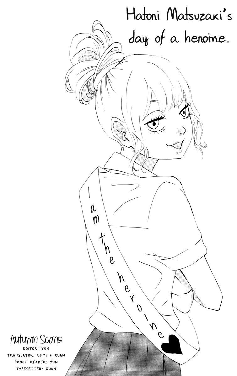 Heroine Shikkaku 15.5 Page 1