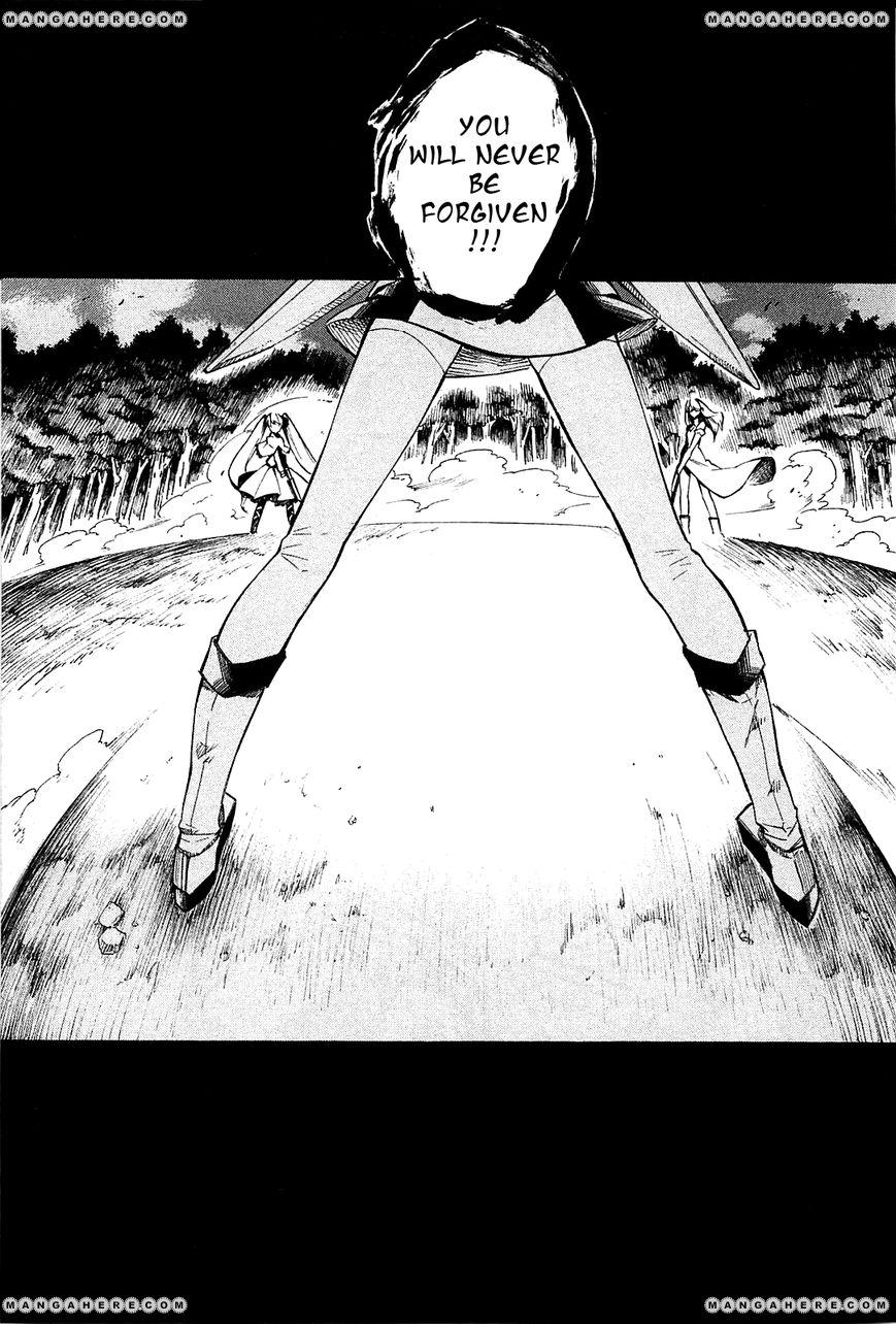 Akame ga Kiru! 9 Page 3