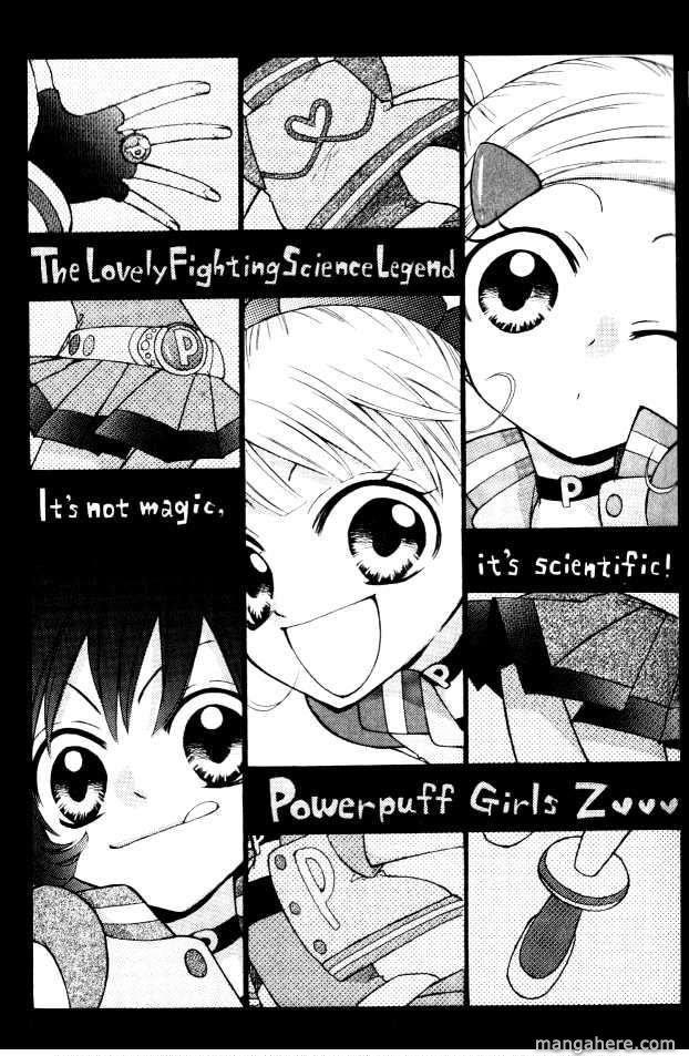 Demashitaa! Powerpuff Girls Z 8 Page 1