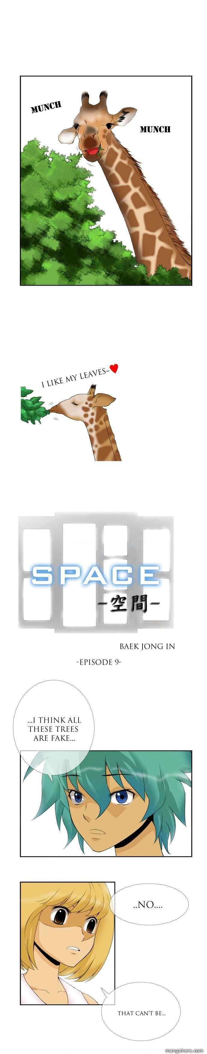 Space Baek Jong In 9 Page 1