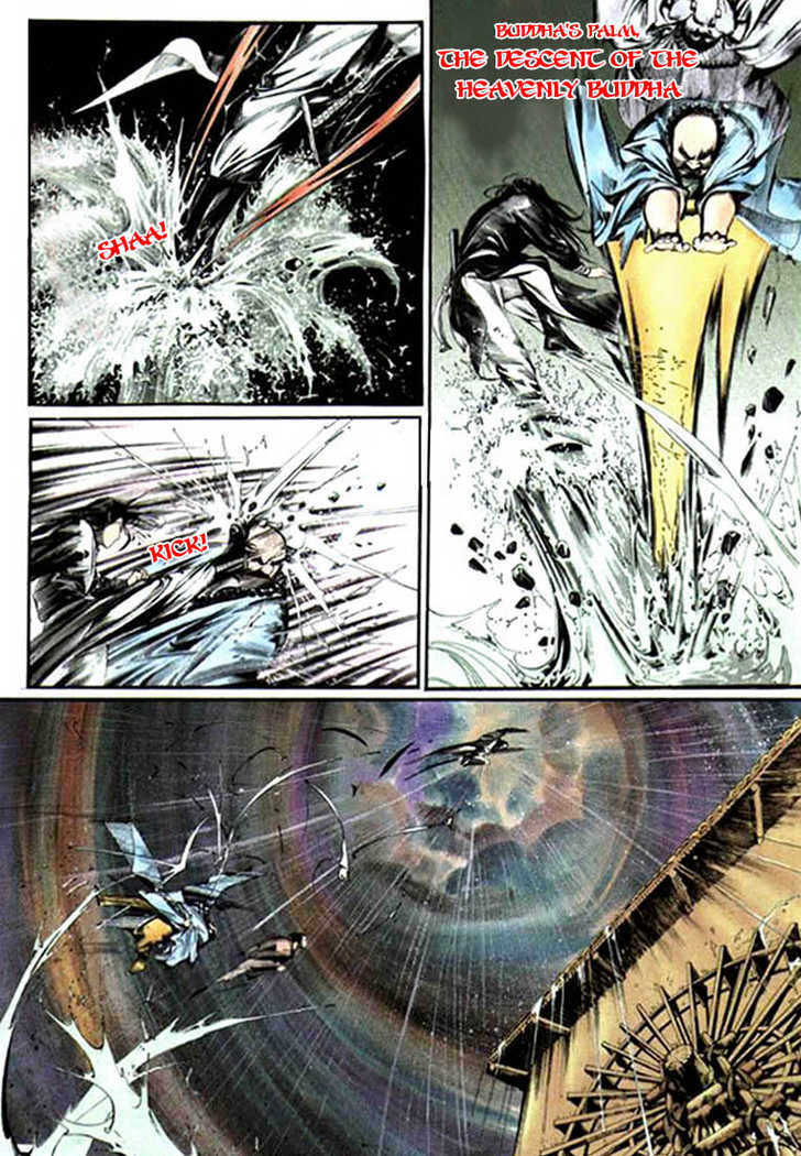 Storm Riders 13 Page 4
