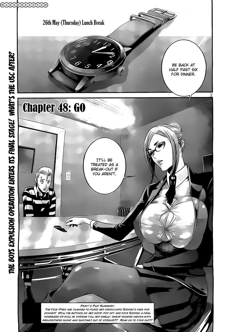 Kangoku Gakuen 48 Page 2