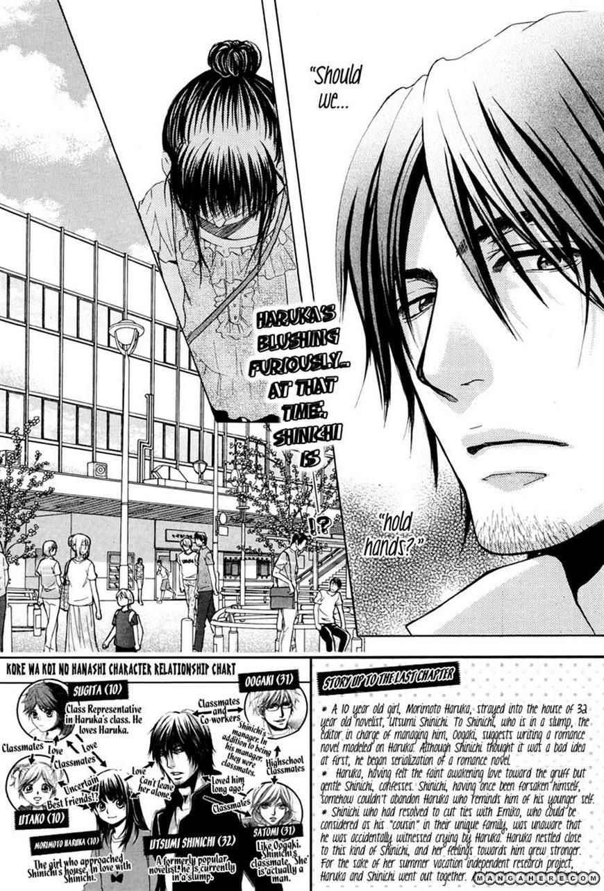 Kore Wa Koi No Hanashi 15 Page 2