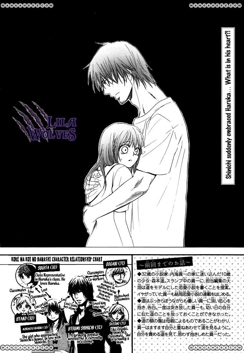 Kore Wa Koi No Hanashi 19 Page 3