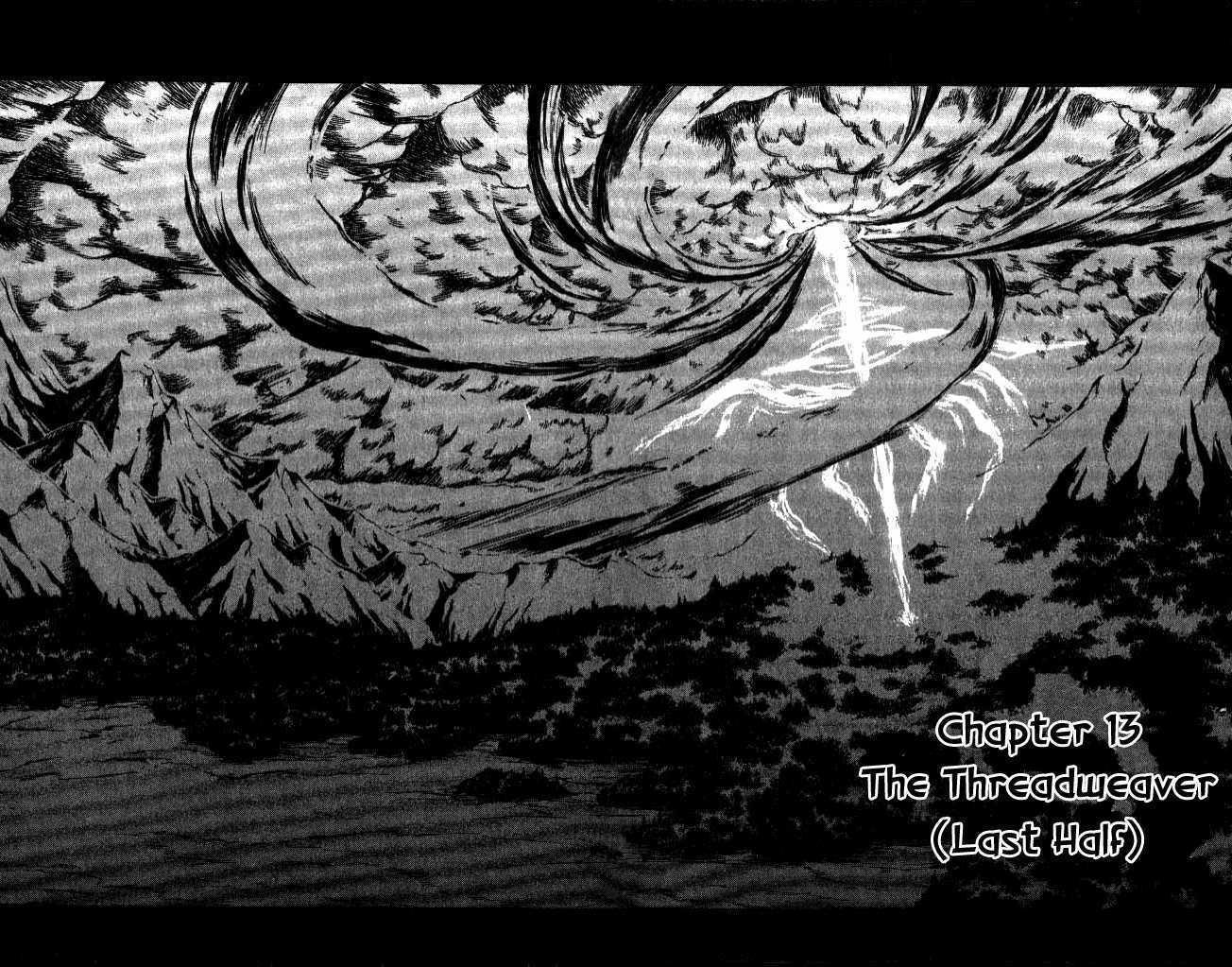 Watashi no Messiah-sama 13 Page 3