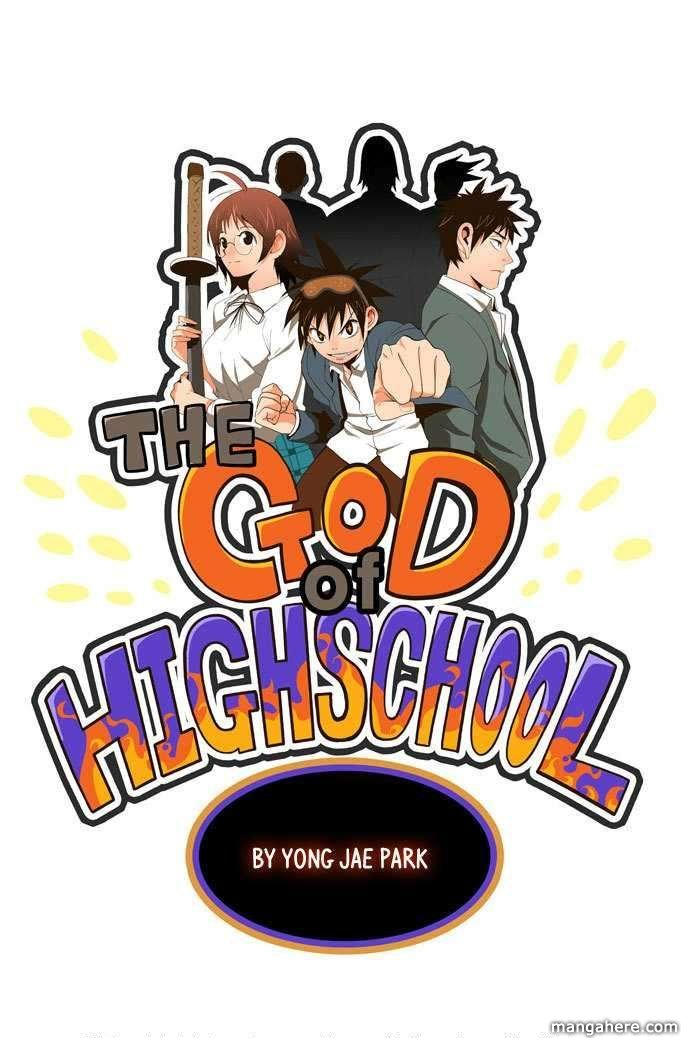 The God Of High School 1 Page 1