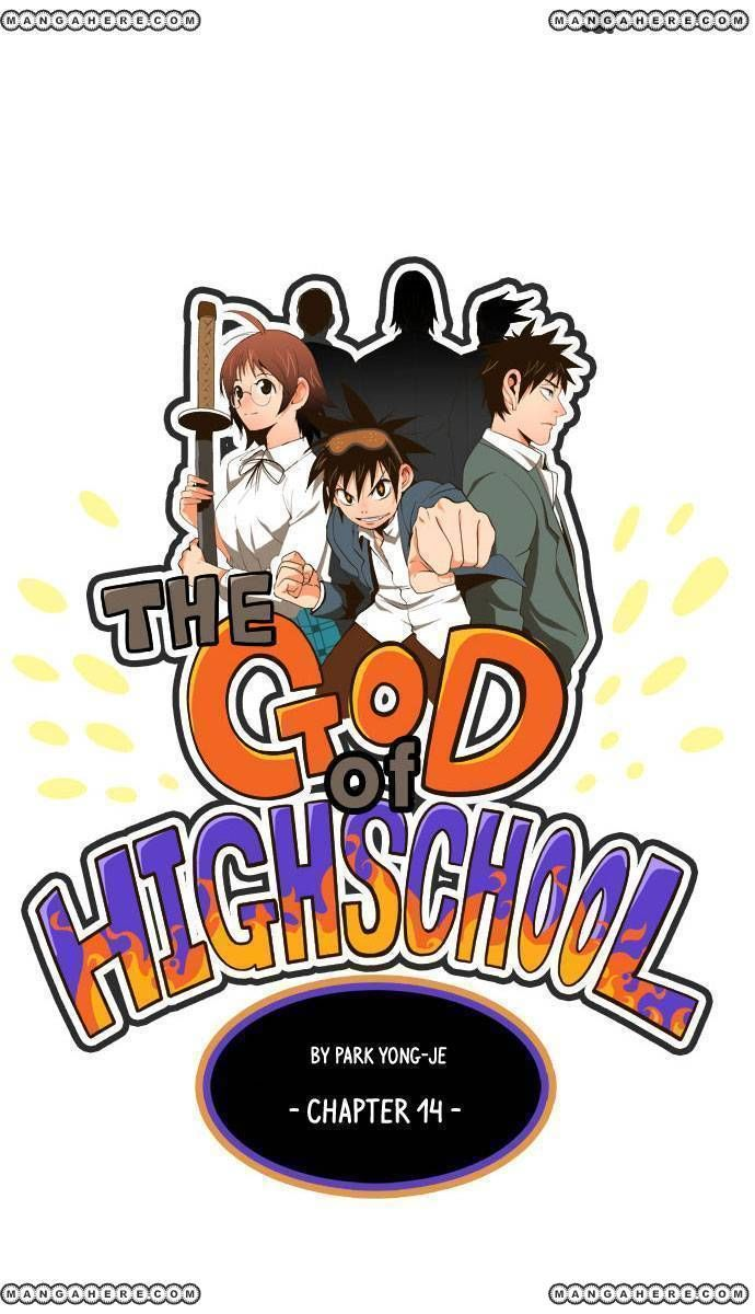 The God Of High School 14 Page 2