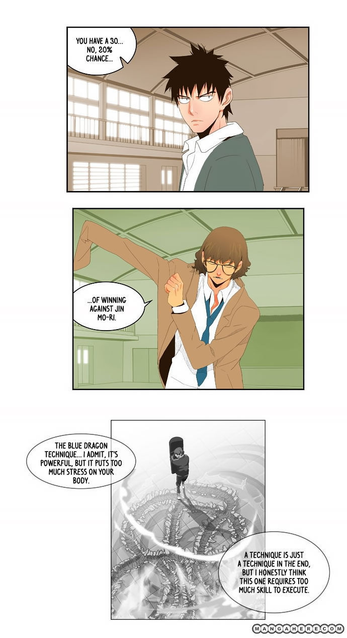 The God Of High School 32 Page 2