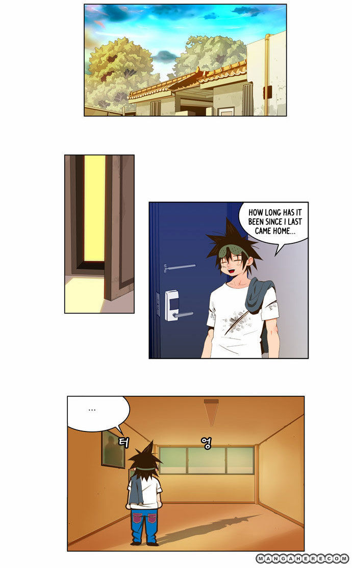 The God Of High School 39 Page 3