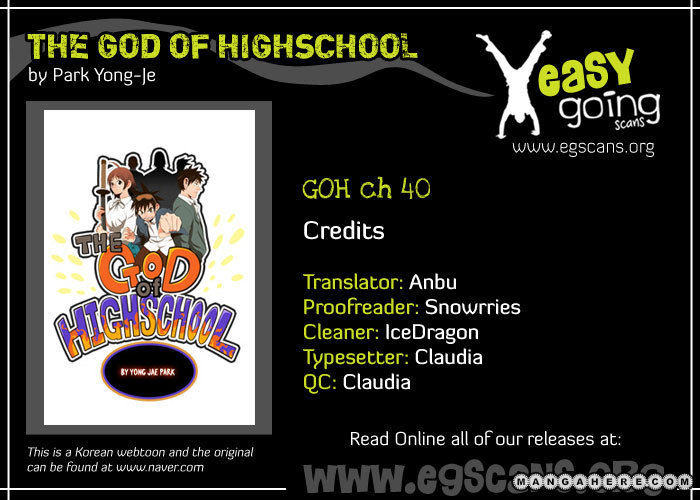 The God Of High School 40 Page 2