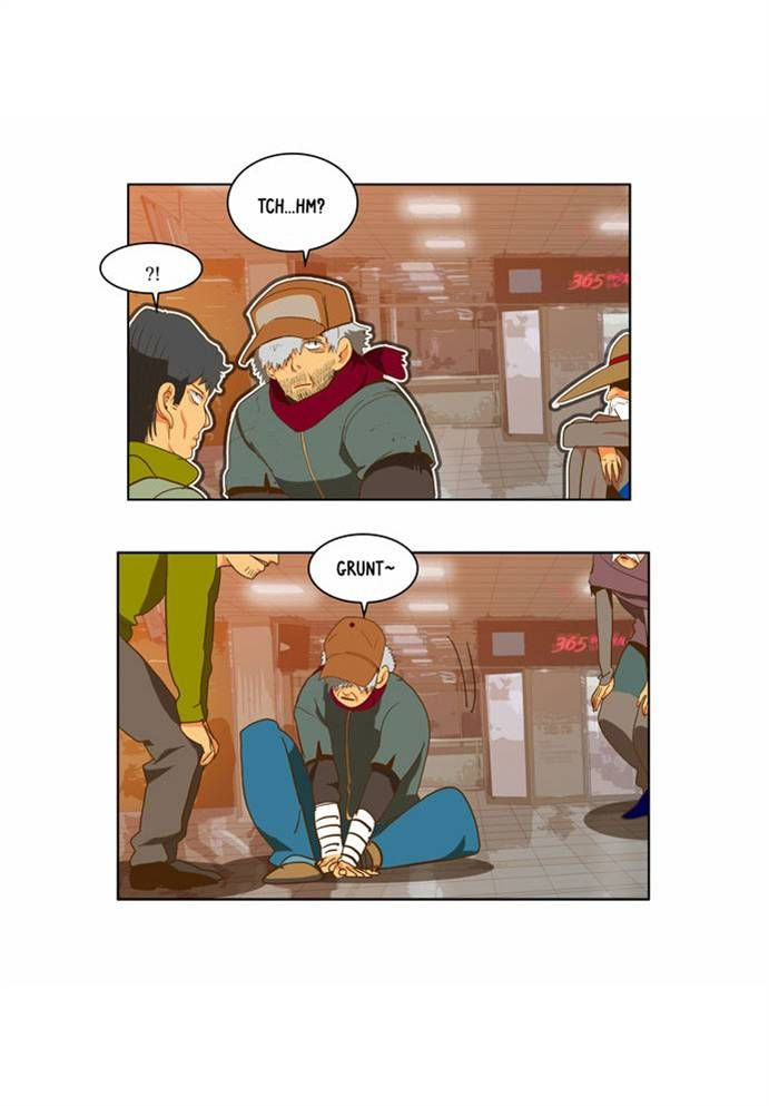 The God Of High School 46 Page 2