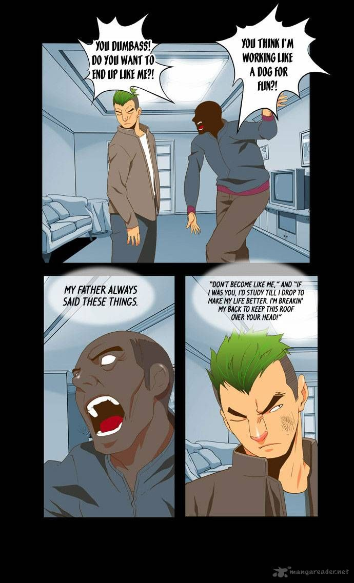 The God Of High School 47 Page 1