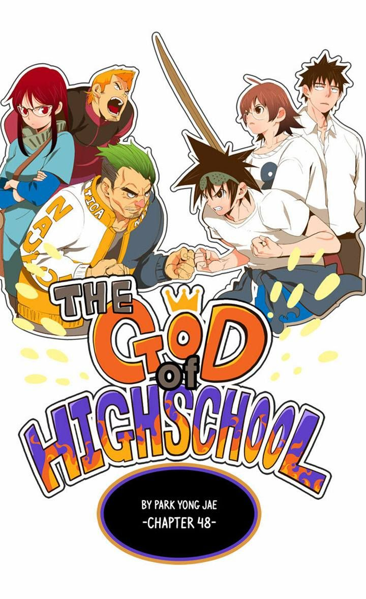 The God Of High School 48 Page 1