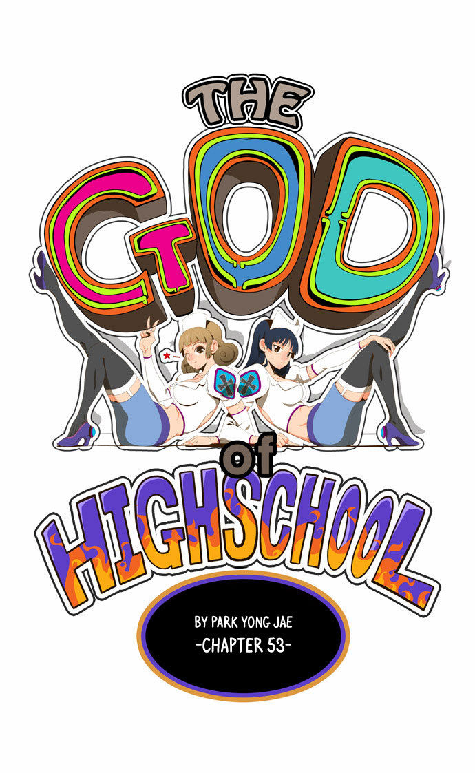 The God Of High School 53 Page 1