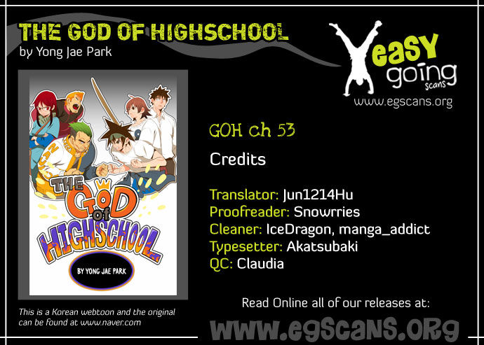 The God Of High School 53 Page 2