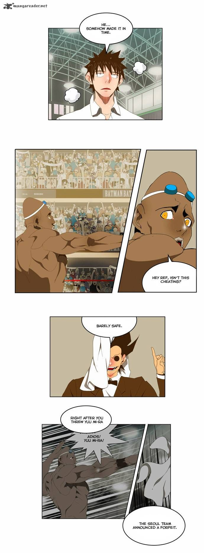 The God Of High School 66 Page 3