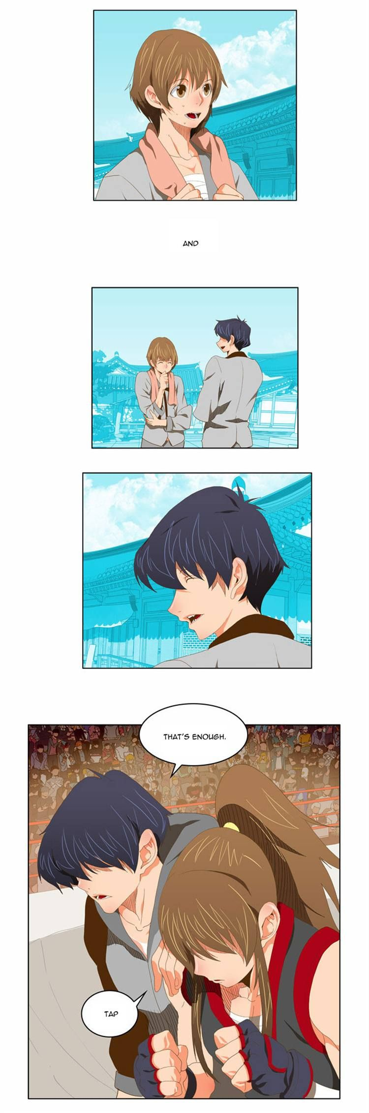 The God Of High School 81 Page 2