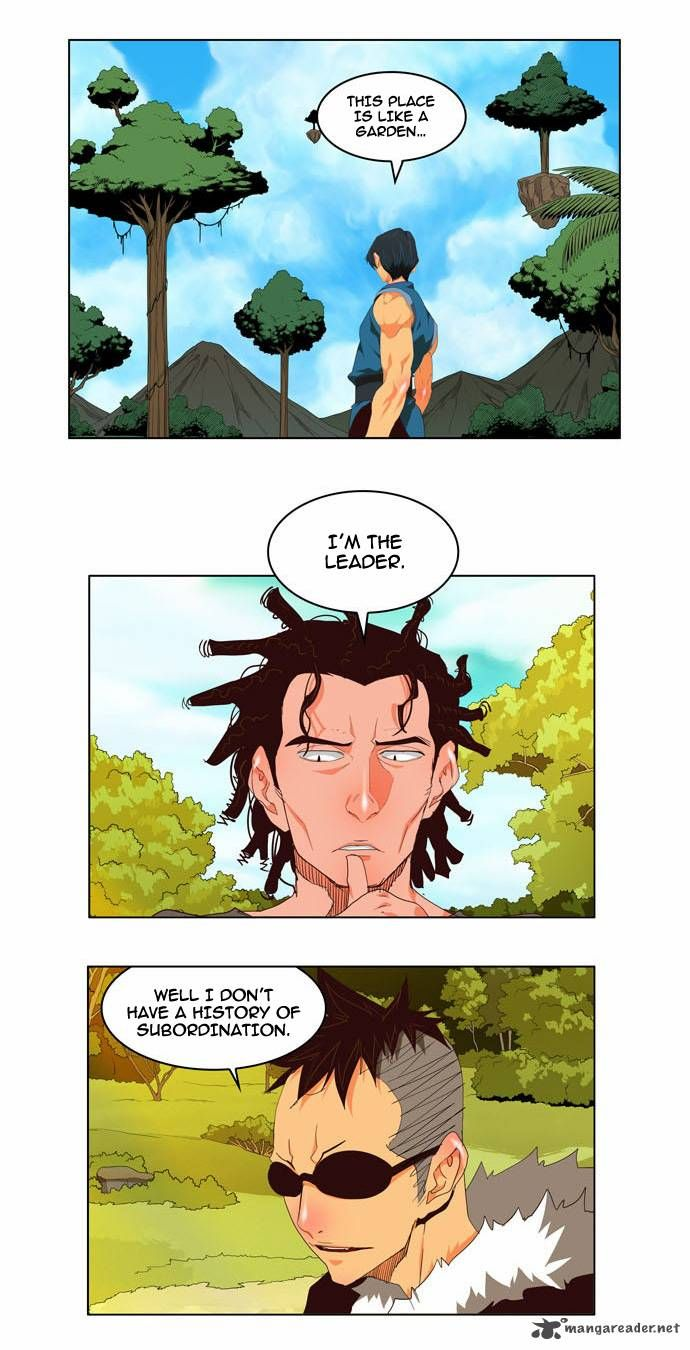 The God Of High School 128 Page 2