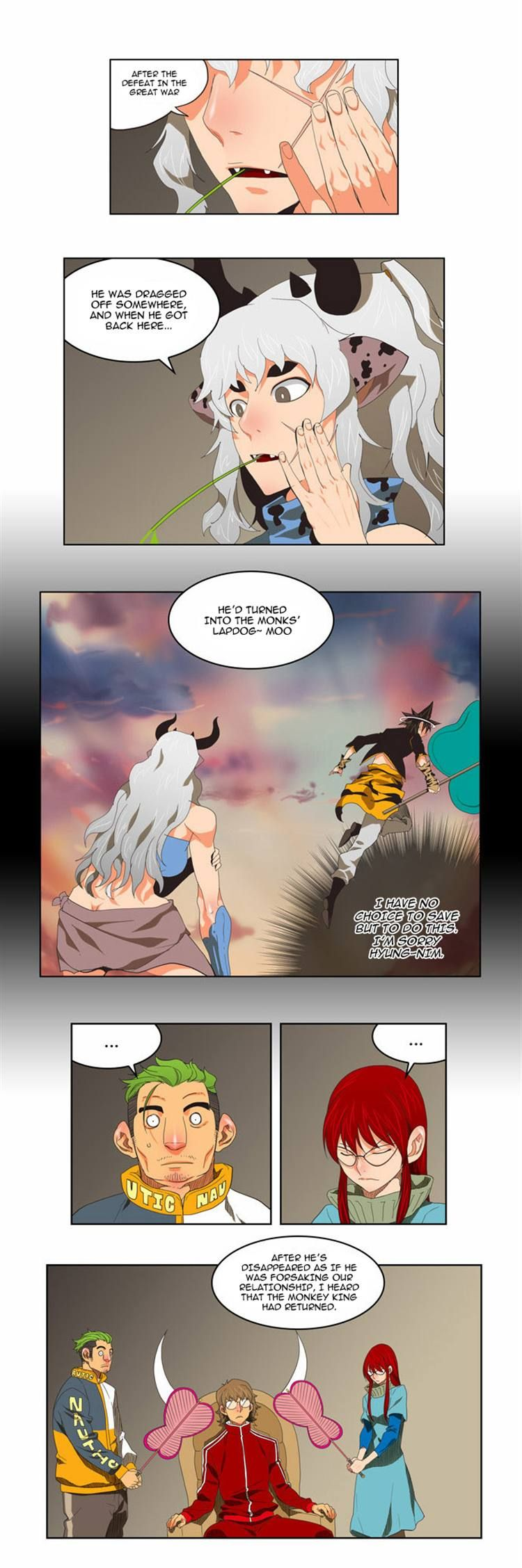 The God Of High School 131 Page 2