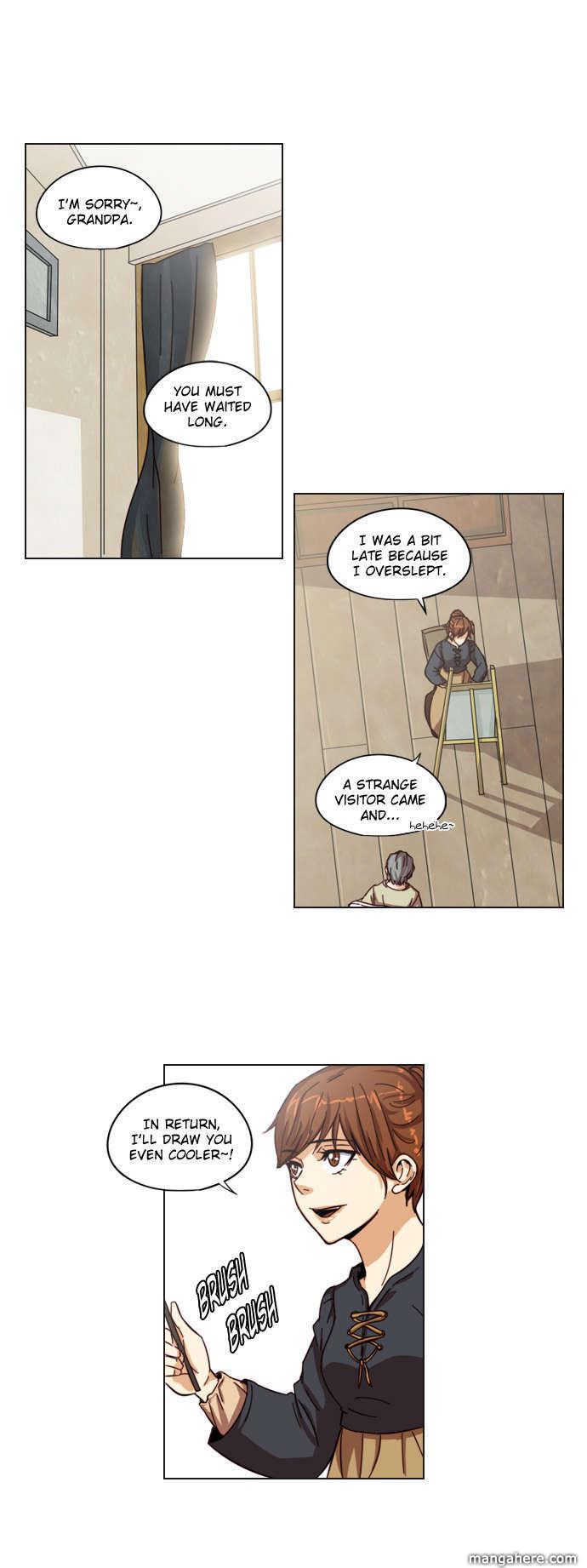 Serendipity 8 Page 1