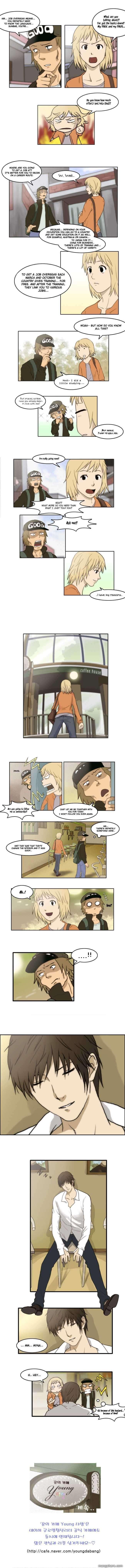 Cafe Of Dreams 3 Page 2