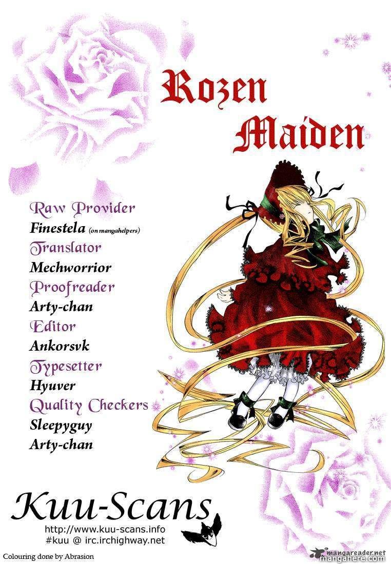 Rozen Maiden Ii 11 Page 1
