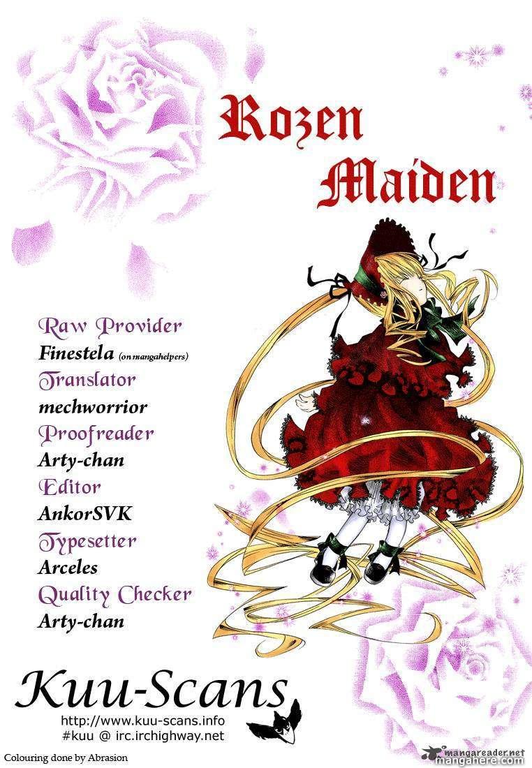 Rozen Maiden Ii 19 Page 1