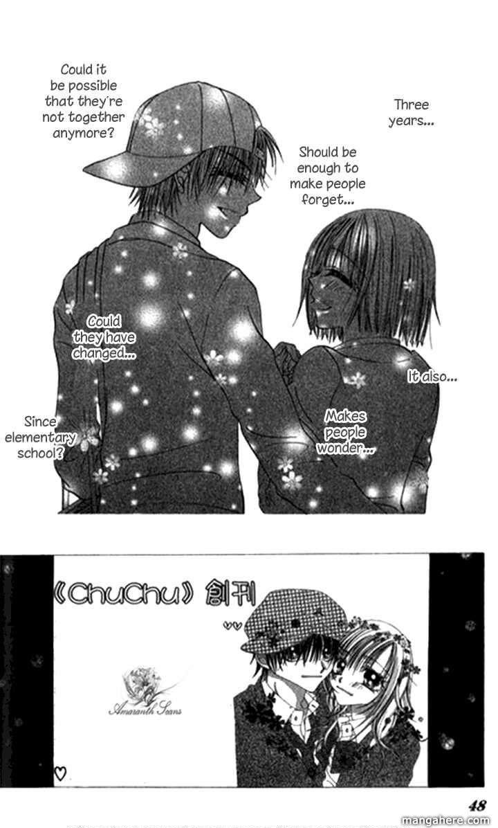 Toki Nazumi, Futari Nazumu 2 Page 2