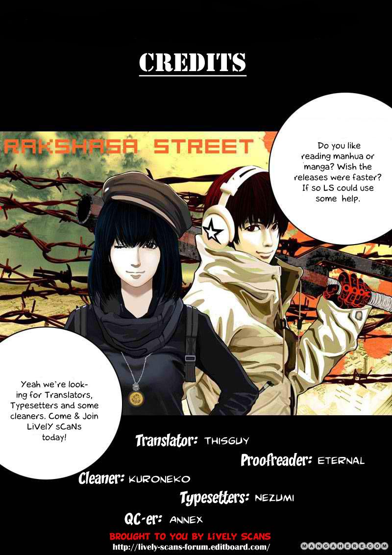 Rakshasa Street 2.8 Page 1