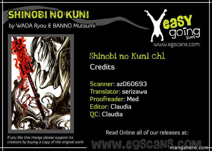 Shinobi no Kuni 1 Page 2