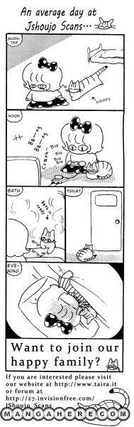 Oretachi ni Ai wa Nai 4 Page 1