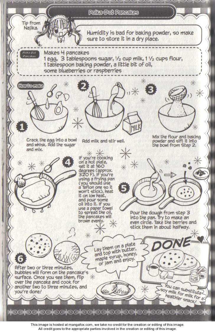 Kitchen Princess 15.5 Page 2