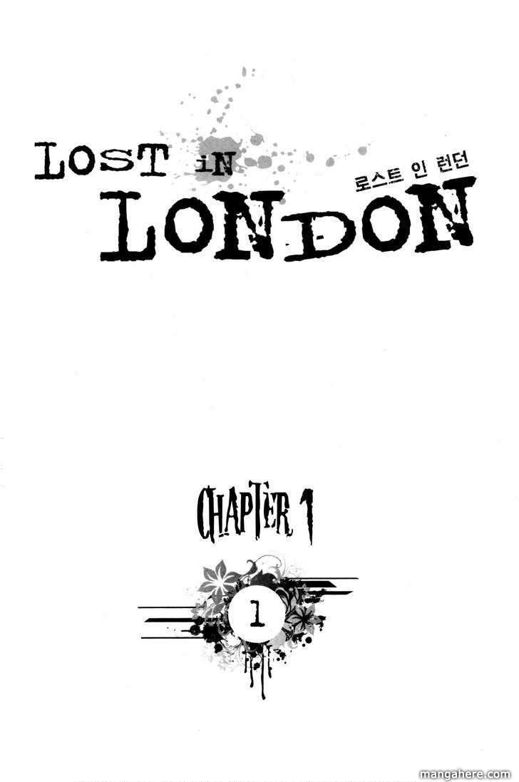Lost In London 1 Page 3
