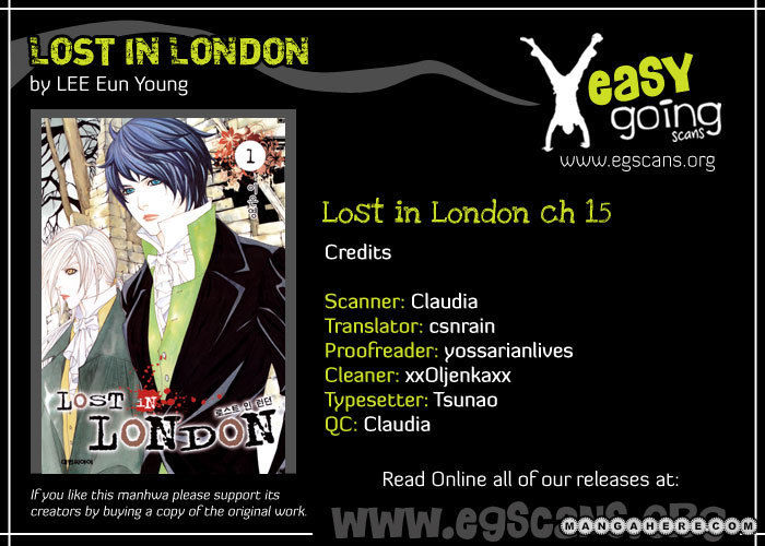 Lost In London 15 Page 1