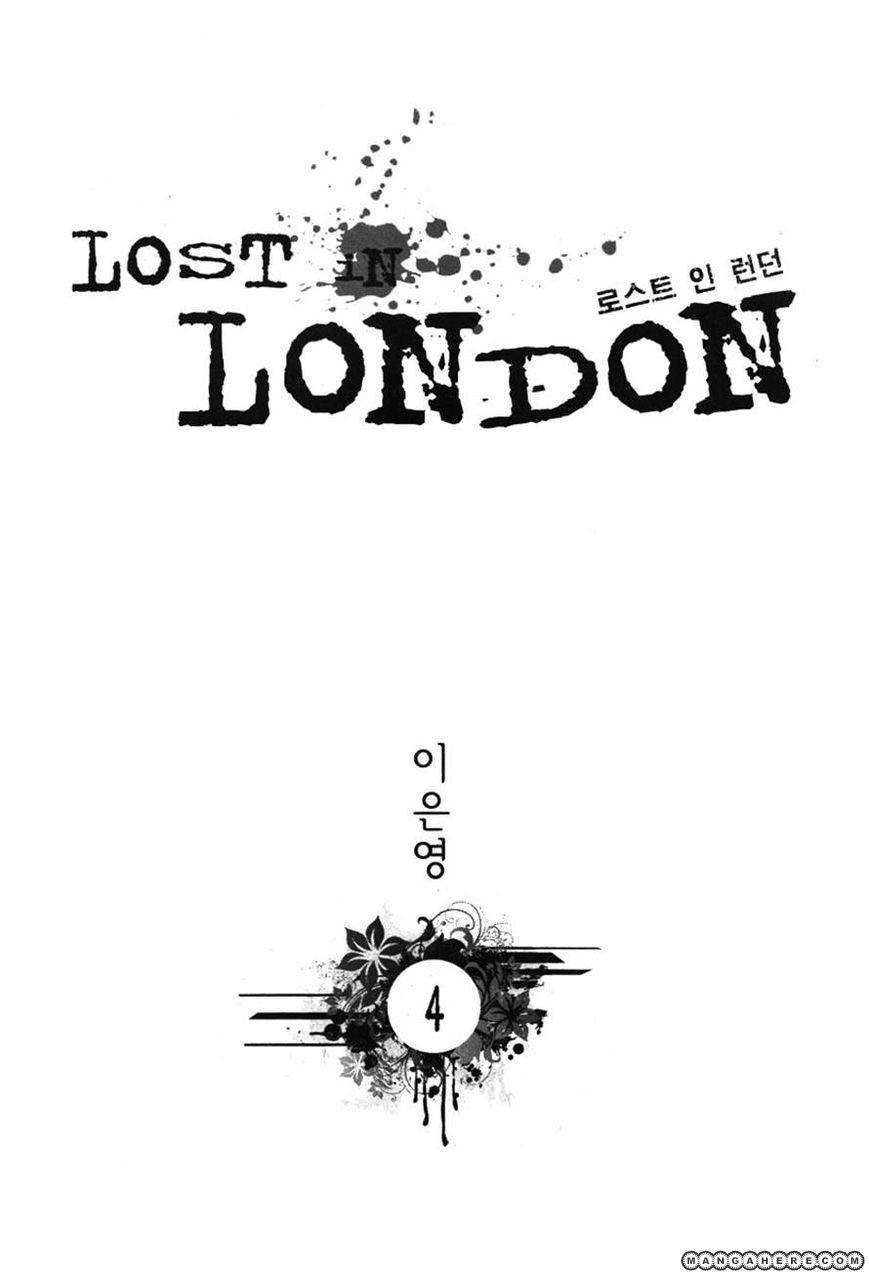 Lost In London 18 Page 1