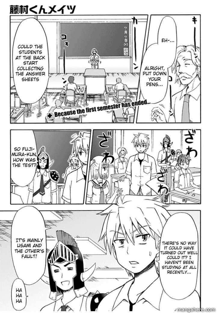 Fujimura-Kun Meitsu 28 Page 2