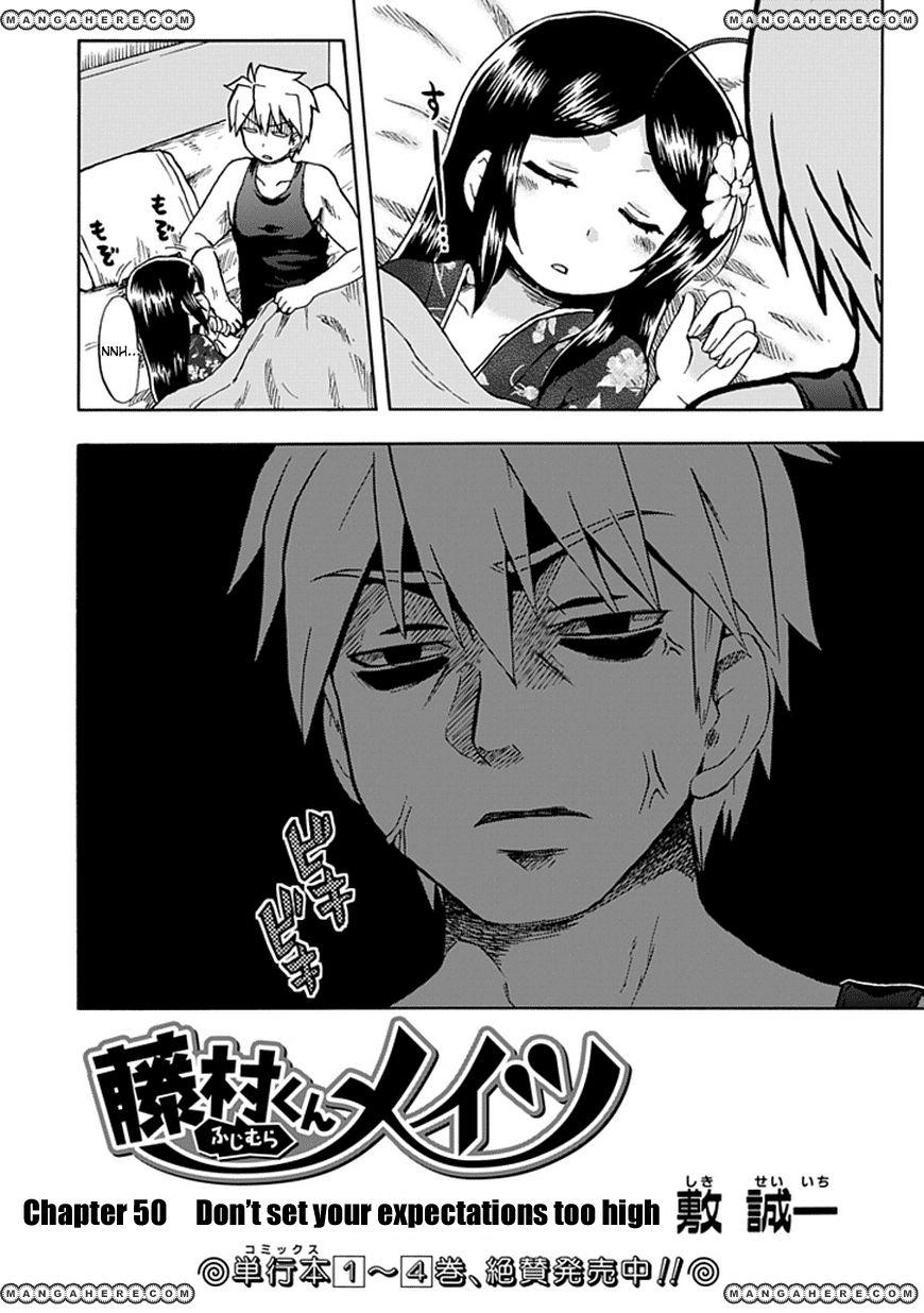 Fujimura-Kun Meitsu 50 Page 2