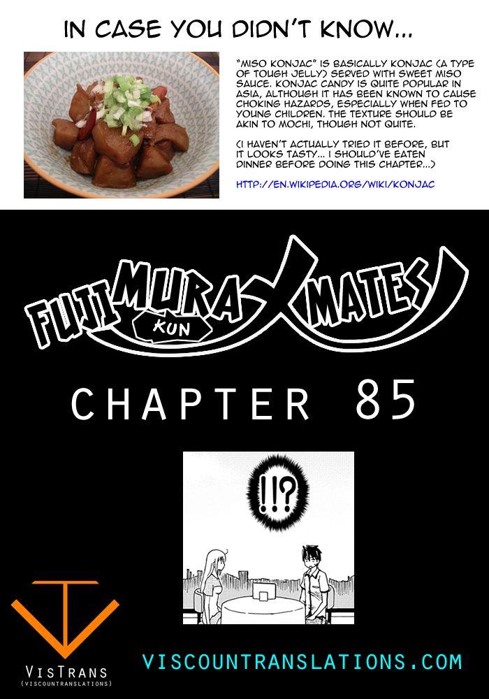 Fujimura-Kun Meitsu 85 Page 1