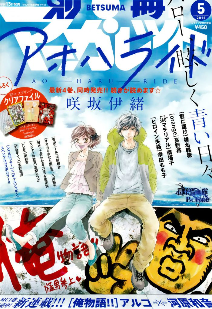 Ao Haru Ride 16 Page 2