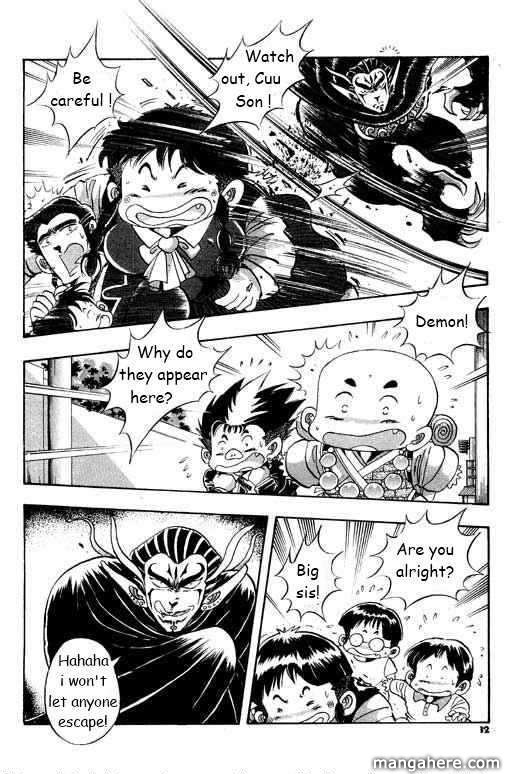 Little Monk 38 Page 2