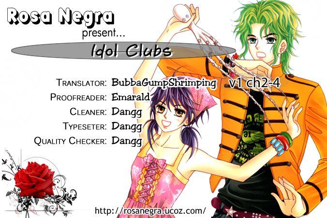 Idol Clubs 2 Page 1