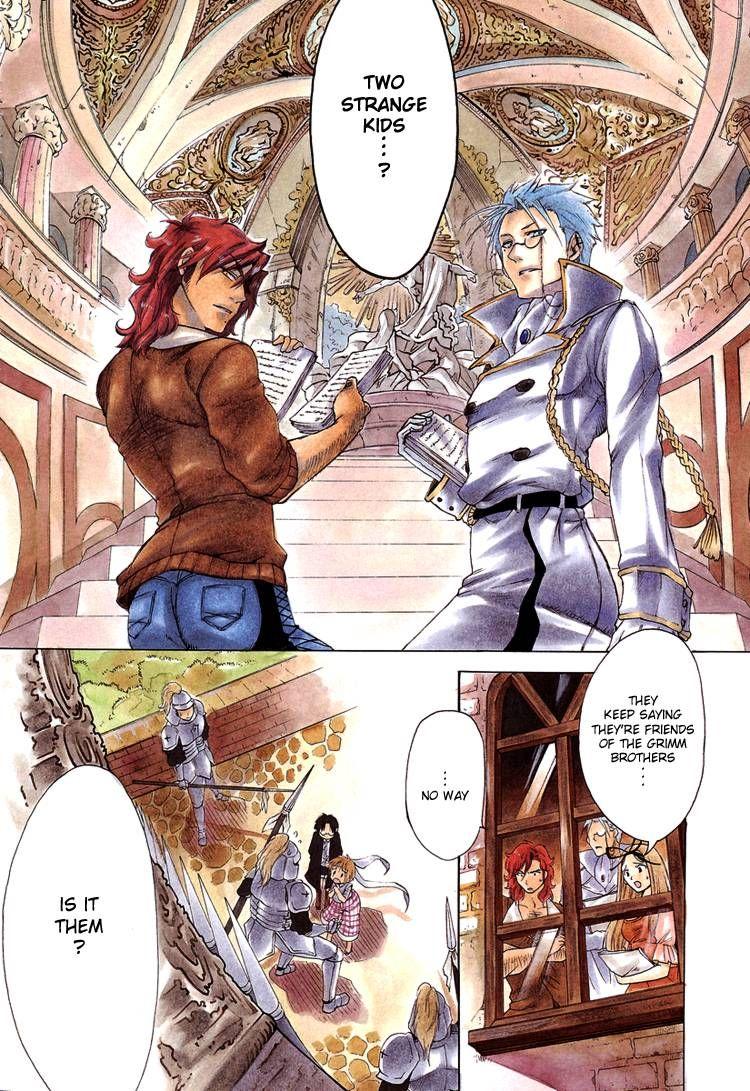 Brothers (NARUSE Yoshiki) 2 Page 3