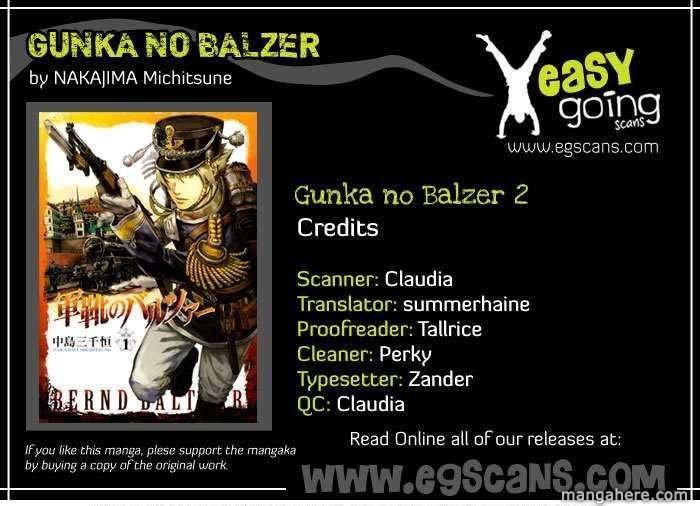 Gunka No Baltzar 2 Page 2