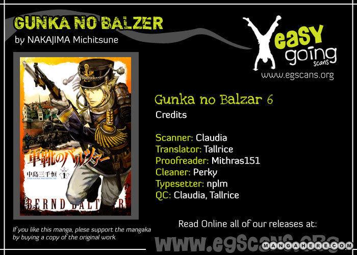 Gunka No Baltzar 6 Page 2