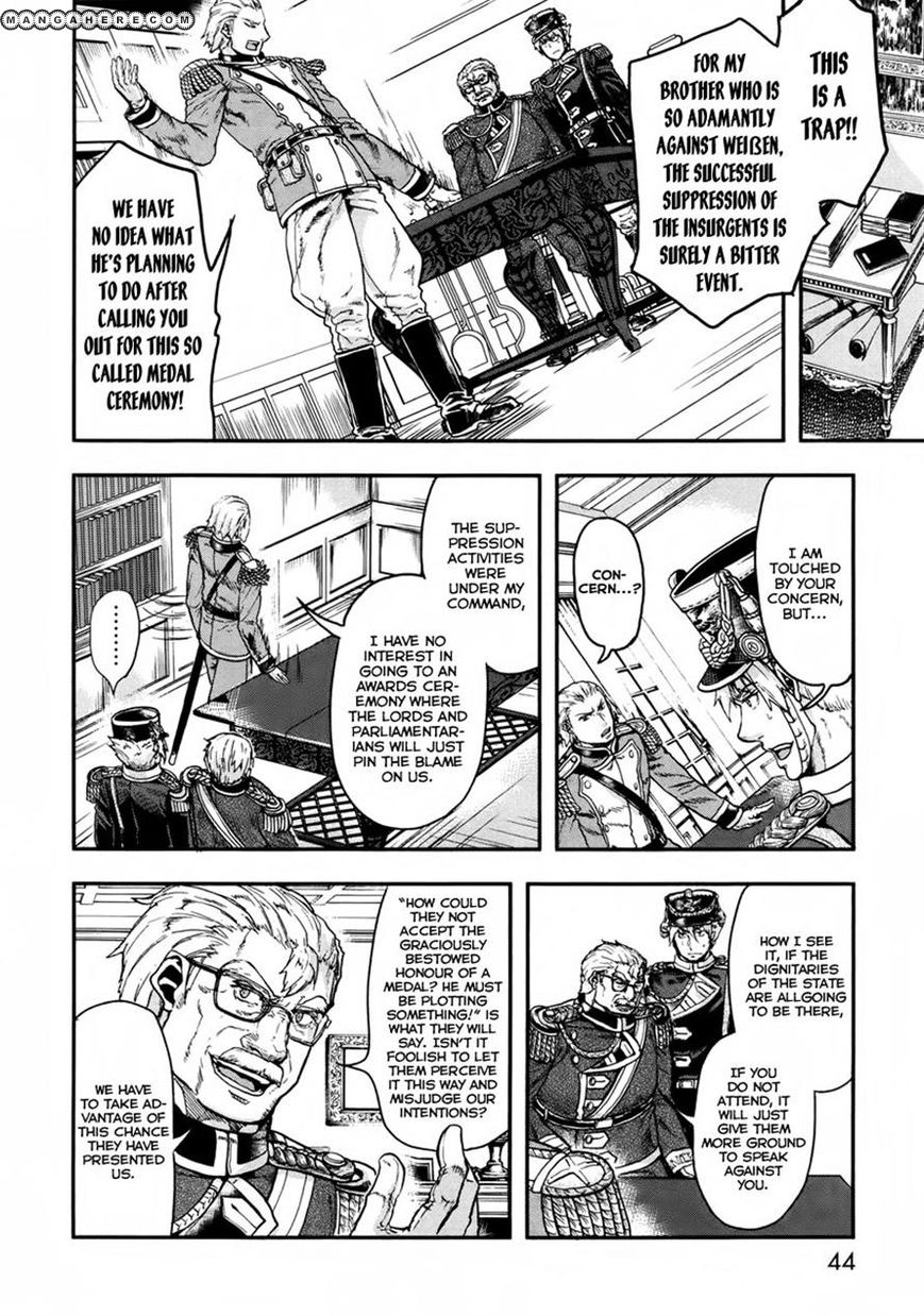 Gunka No Baltzar 12 Page 4