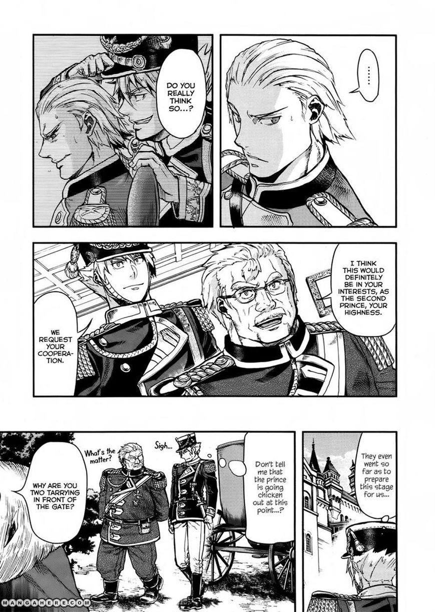 Gunka No Baltzar 12 Page 5