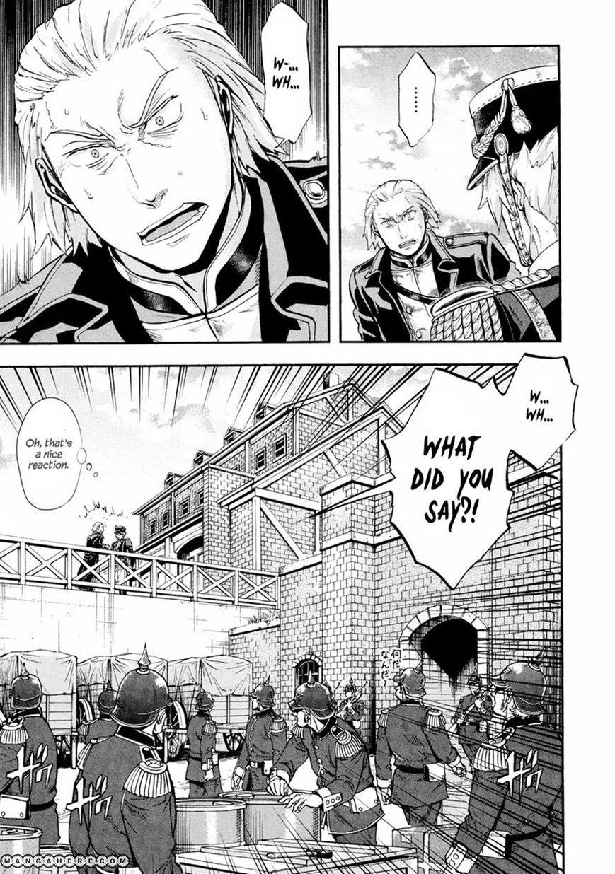 Gunka No Baltzar 13 Page 3