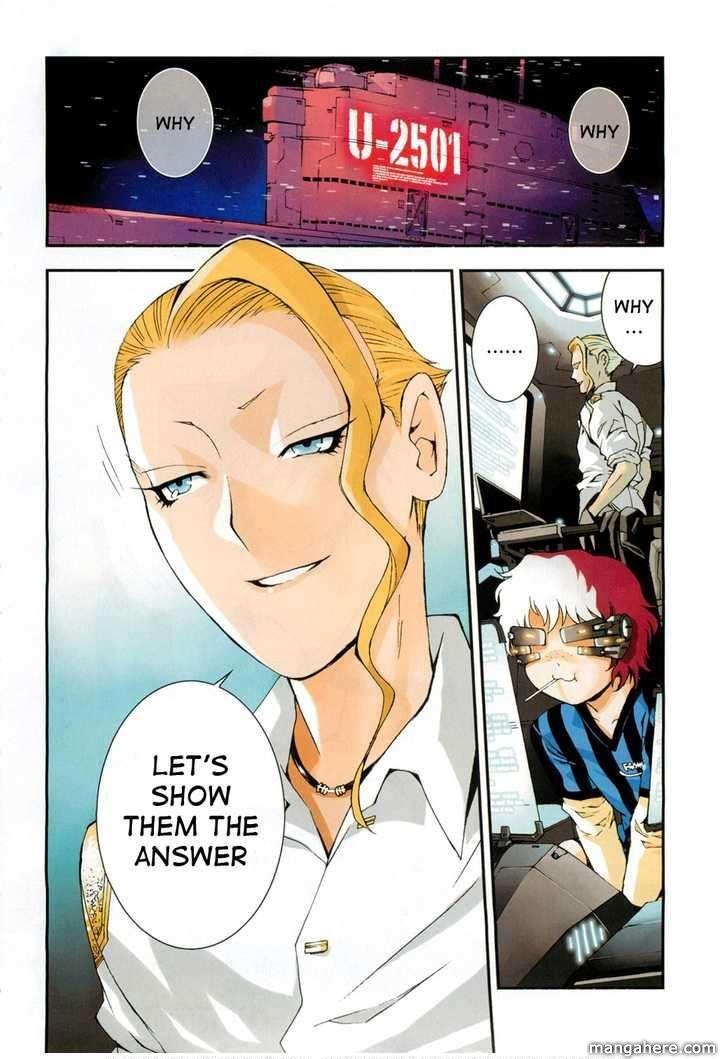 Aoki Hagane No Arpeggio 18 Page 4